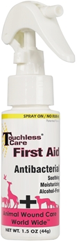 Touchless Care First Aid Spray 1.5 oz By Animal Wound Care Worldwide