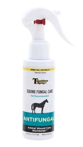 Touchless Spray Anti-Fungal Care 4.5 oz By Animal Wound Care Worldwide