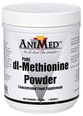 DL- Methionine Powder 16 oz By Animed