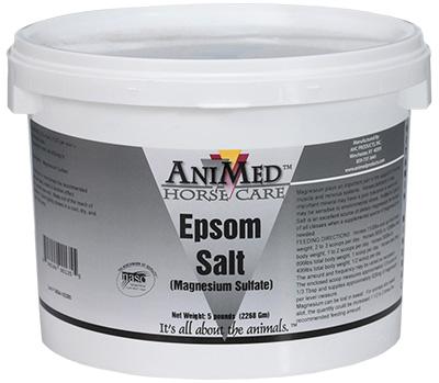 Epsom Salt 5Lb By Animed