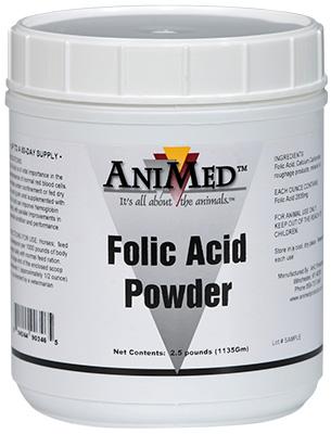 Folic Acid 10% 2.5Lb By Animed