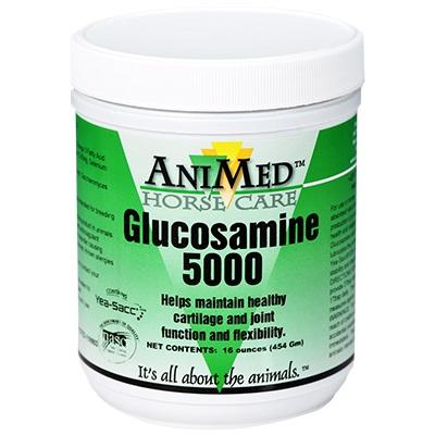 Glucosamine 5000 16 oz By Animed