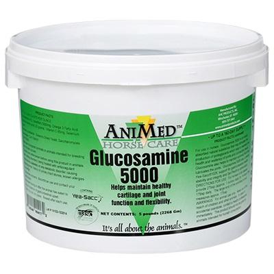 Glucosamine 5000 5Lb By Animed