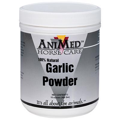 Pure Garlic Powder 16 oz By Animed