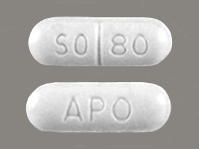 Sotalol Tab 80mg B100 By Apotex