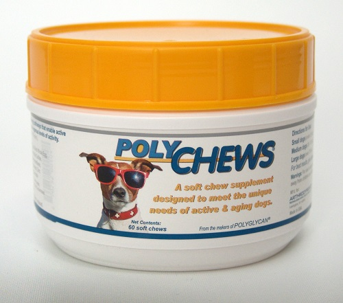 Polychews For Older Dogs B60 By Arthrodynamic Technologies