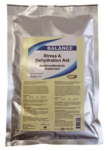 Balance Stress & Dehydration Aid (Nutritional/Metabolic Supplement) 780gm By Aur