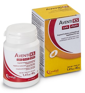 Aventi Ks Aventi Ks Targeted Probiotic And Nutritional Supplement For Cats 1.41