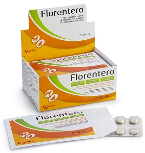 Florentero (Symbiotic) Chewable Tablets W/ Dispensing Envelopes B120 By Aventix