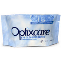 Optixcare Eye Cleaning Wipes P50 By Aventix