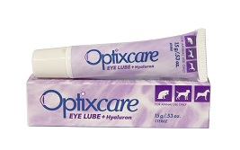 Optixcare Eye Lube Plus 15gm 15gm By Aventix