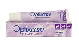 Optixcare Eye Lube Plus 25gm 25gm By Aventix