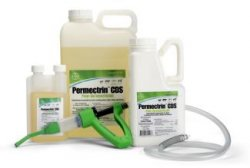 Permectrin Cds Pour On Insecticide 16 oz By Bayer