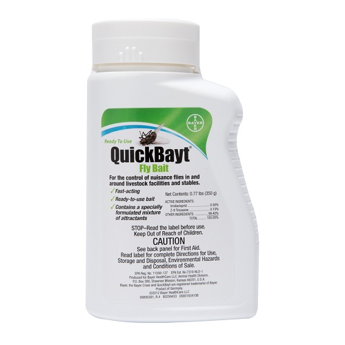 Quickbayt Fly Bait 350gm By Bayer