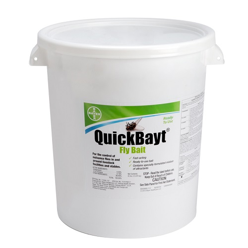 Quickbayt Fly Bait 35Lb By Bayer