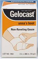 Gelocast Unna's Boot Bandage 3 X10Yd Each By Bergen Brunswig