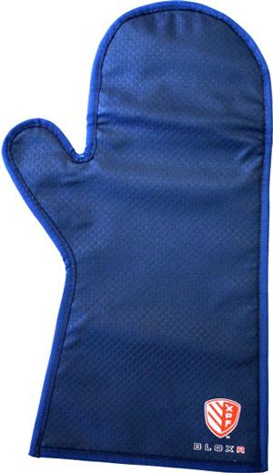 X Ray Mitts Closed Xpf (X Ray Protection Factor) Pair By Bloxr