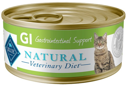 Natural Veterinary Diet Feline Adult - Gi (Gastrointestinal Support) W/ Chicken