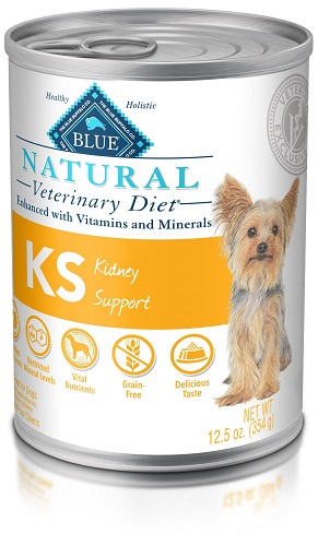 Natural Veterinary Diet Canine Adult - Ks (Kidney Support) W/ Chicken 12 X12.5 o