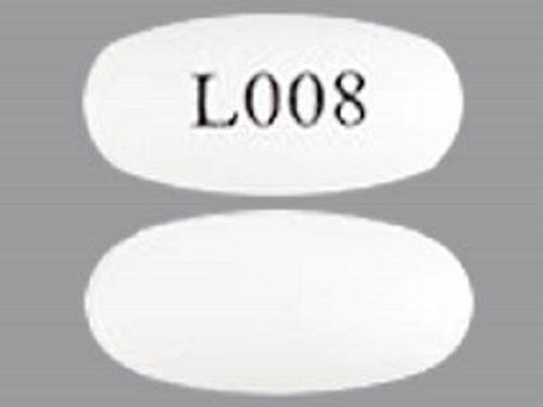 Levetiracetam ER Tab 500mg - Oblong B60 By Bluepoint Labs