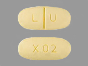 Levetiracetam Tab 500mg - Scored Oblong B120 By Bluepoint Labs