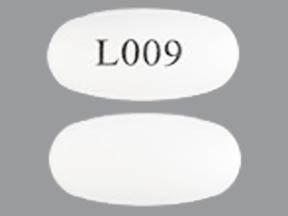 Levetiracetam ER Tab 750mg - Oblong B60 By Bluepoint Labs
