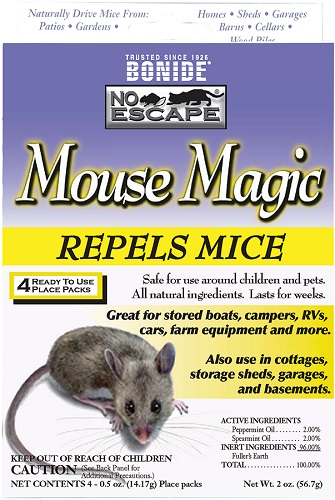 Mouse Magic P4 By Bonide Products