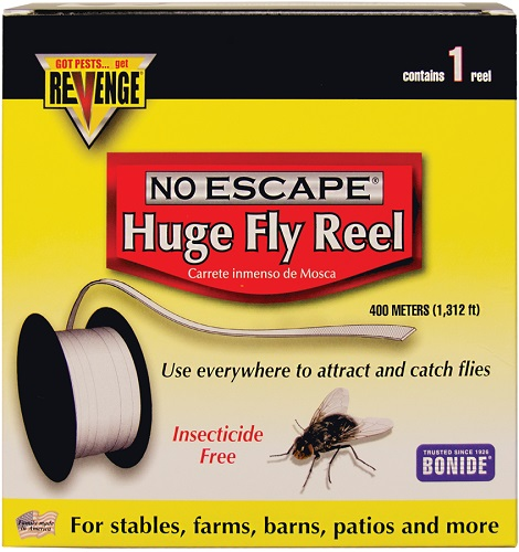 Fly Tape Sticky Roll Each By Bonide Products