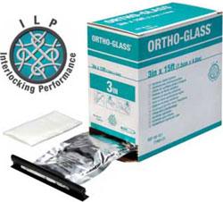 Ortho Glass Splint 3 X15' Roll By BSN Medical