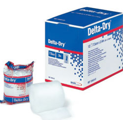 Cast Padding Delta-Dry Water Resistant 3 X2.6Yd B12 By BSN Medical