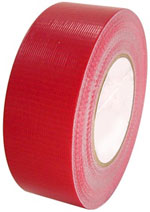 Duct Tape Red 9Mil Each By Bunzl Processor Division