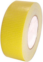 Duct Tape Yellow 9Mil Each By Bunzl Processor Division