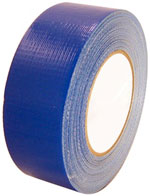 Duct Tape Blue 9Mil Each By Bunzl Processor Division