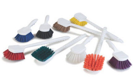 Utility Brush 20 Each By Bunzl Processor Division