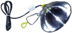 Brooder Lamp W/ Clamp Each By Cd Pro Power Cords