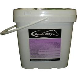 Egusin 250 Pellets 10Lb -21 Day Pack 11.6L By Centaur