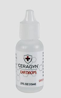 Ceragyn Ear Drops .5 oz By Ceragyn