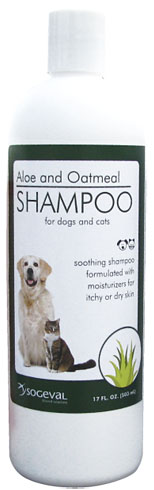 Aloe & Oatmeal Shampoo Private Labeling Non-Returnable (Sold As 12-Pack Case