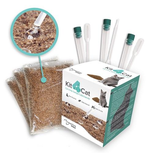 Kit4Cat [Hydrophobic Sand] Pkg3 By Coastline Global