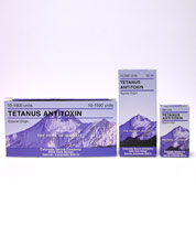 Tetanus Antitoxin 15000 Units Each By Colorado Serum