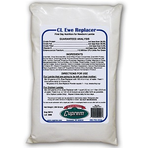 Ewe Colostrum Replacer 250Gr By Colostrum Technologies .