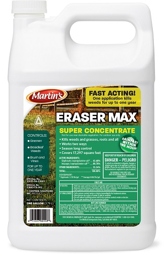 Eraser Max Gal By Control Solutions