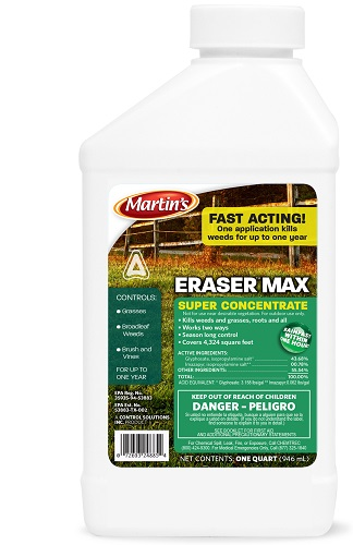 Eraser Max 32 oz By Control Solutions