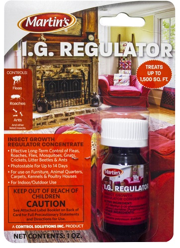 I.G. Regulator 1 oz By Control Solutions