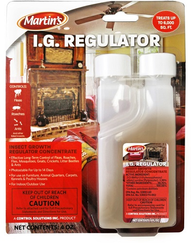 I.G. Regulator 4 oz By Control Solutions