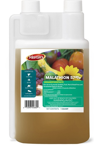Malathion 57% QT. By Control Solutions