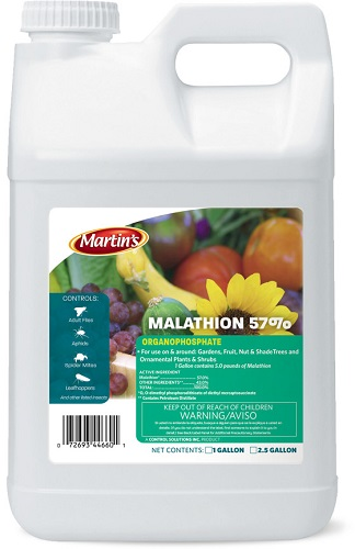 Malathion 57% 2.5Ga By Control Solutions