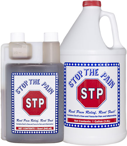 Stop The Pain QT. By Cox Veterinary Laboratory