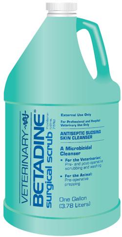 Betadine Scrub Gal By Creative Science LLC