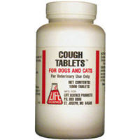 Cough Tabs B250 By Creative Science LLC